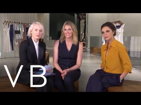 Victoria Beckham Facebook Live