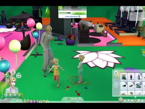 The Sims 4 - #Parenthood - The Starlite Bunch  (Part 2) |