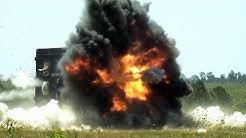 Hellfire And DAGR Missile Testing