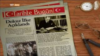 Tarihte Bugün - 8 Nisan - TRT Avaz