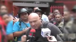 """Allanamiento a """"Colectivo Escudo de la Revolución, en Quinta Crespo, Caracas."""