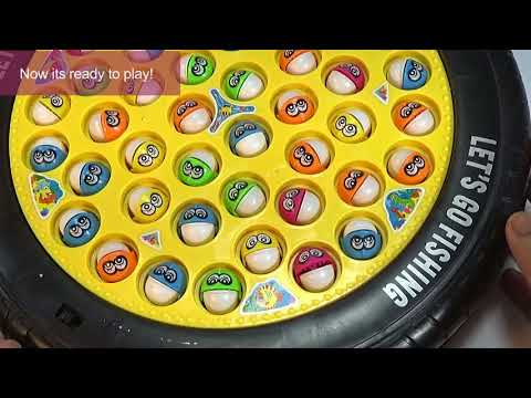 Rowan Tyre Musical Fishing Game Product Information & Buying Guide