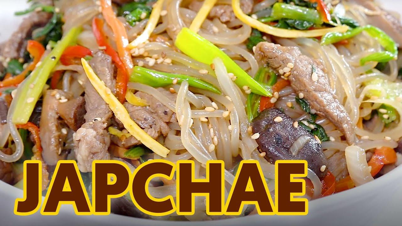 japchae recipe panlasang pinoy How to Cook Japchae