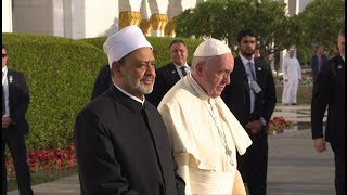 Keys: Why Document signed by pope and Muslim leader is so important