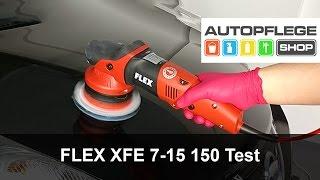 Flex XFE 7-15 150 Test Unboxing Deutsch