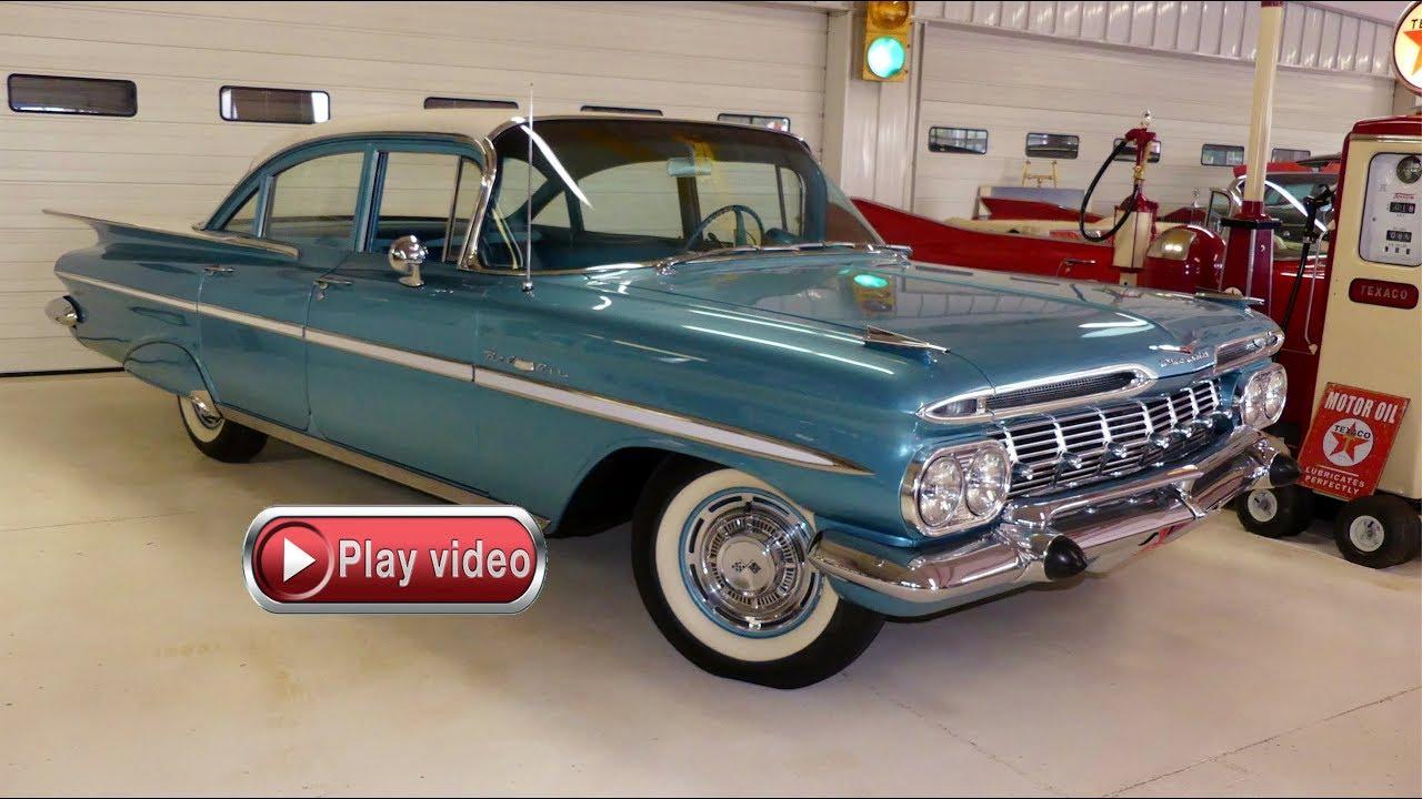 Chevrolet Bel Air >> 1959 Chevrolet Bel Air At Cruisin Classics