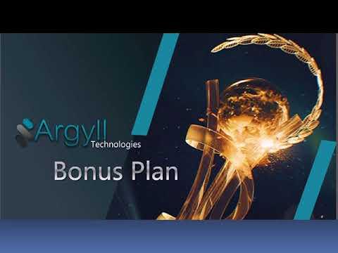 Presentation ARGYLL TECHNOLOGY