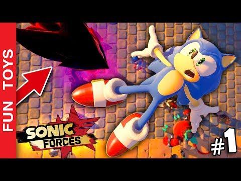 Sonic Forces #01 - Primeiro Gameplay - Quem é este Vilão Misterios que é mais rápido que o Sonic? 🔵: Neste primeiro gameplay de SONIC FORCES, encontramos um Vilão Misterioso mais veloz que o SONIC e também criamos nosso personagem, Veja como ficou!!!!  Não esqueça de comentar DICAS sobre este jogo e também um sugestão para o nome do nosso personagem  Compre bonecos e brinquedos do Sonic aqui: http://amzn.to/2CSaTLV  Não se esqueça de dar um JOINHA no vídeo, MOSTRAR este vídeo para seus amigos e parentes e de se INSCREVER no canal clicando neste link: http://bit.ly/FunToysVideos  ✦Inscreva-se: http://bit.ly/FunToysVideos ✦Twitter: https://twitter.com/FunToysBrinque ✦Google+: https://goo.gl/QVmgp0 ✦Instagram: https://instagram.com/fun_toys_brinquedos/ ✦Blog: http://festadeideias.com.br/Fun_Toys_Brinquedos/ ✦Facebook: http://bit.ly/FunToysFacebook   - ASSISTA AS OUTRAS SÉRIES QUE JÁ TERMINAMOS:  - SONIC MANIA COMPLETO: https://www.youtube.com/watch?v=6kFEERwaB18&list=PL2edokDcUWHJleL-a2zdm7UBKzvS36zk4&index=1  - HOMEM-ARANHA - Todas as fases do Disney Infinity 2.0: https://www.youtube.com/watch?v=2fKLfA6sE98&list=PL2edokDcUWHLwzcve9wXduPPL8s_u_Xpw&t=0s&index=1  - VINGADORES - Todas as fases do Disney Infinity 2.0: https://www.youtube.com/watch?v=WBEbjfmE4h8&t=0s&list=PL2edokDcUWHKam_JhvIrdrTJSHbX4h_Bn&index=1  - Todos os Gameplays: https://www.youtube.com/watch?v=4DElElgNGB4&list=PL2edokDcUWHIZRjdi8d-Gj3NaBM8UWN8r  - Todos as Construções de Lego com Minecraft: https://www.youtube.com/playlist?list=PL2edokDcUWHLtdIVszqrE2C9BI1AmTrW9  - Todos de fazer com lápis papel e alguns com lego: https://www.youtube.com/playlist?list=PL2edokDcUWHLy2CKSSjocDGgMD5Y8lAXL  - Todos com Estorinhas com brinquedos: https://www.youtube.com/playlist?list=PL2edokDcUWHJqv9GlD0UFfNiqVfwFysv0  - Meus vídeos Favoritos: https://www.youtube.com/playlist?list=PL2edokDcUWHJkaMtTyWXEODq8703ra-Lu  - Todos os nossos vídeos de Star Wars: https://www.youtube.com/playlist?list=PL2edokDcUWHIbLmvKreS8ToGqLdv