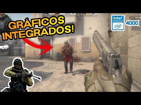 Counter Strike Global Offensive Intel HD Graphics 4000 En 2021   Correrá A 60 FPS?