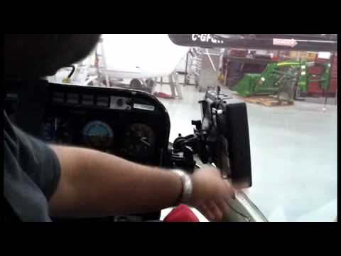 Bell 206B Cockpit Display System Operation