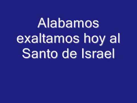 1-Eres el santo de israel-New wine-un encuentro ...