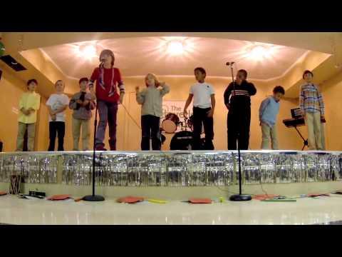 Boom Chicka Boom Song (Cloverleaf School Spring Concert 2013)