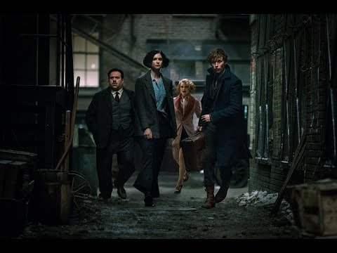 Fantastic Beasts and Where to Find Them | TV-spot New Strange Things 30s DATUM HD | 16 november 2016