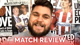 Howson: Arsenal 1-3 Manchester United FA CUP REVIEW