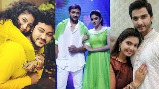 9 Popular TV couples in Dance jodi Dance show | Zee telugu | Tv Couples