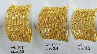 8 Gram Gold Bangles With Price Promotions