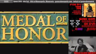 PSXplosion #106 [p1]: Medal of Honor