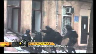 Russia: We broke up Putin assassination plot