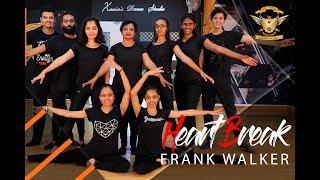 Frank Walker - Heartbreak Back | Xaviers Dance Studio Choreography | Dance Cover | 2019