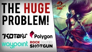 Why Gamers Dislike Kotaku & Polygon | The Problem Facing Games Media & Journalism