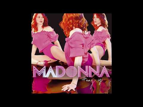 Madonna - Hung Up (Official Instrumental Stems)