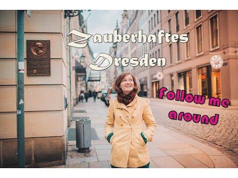 Let's walk around the baroque city of Dresden   Barockhauptstadt Dresden