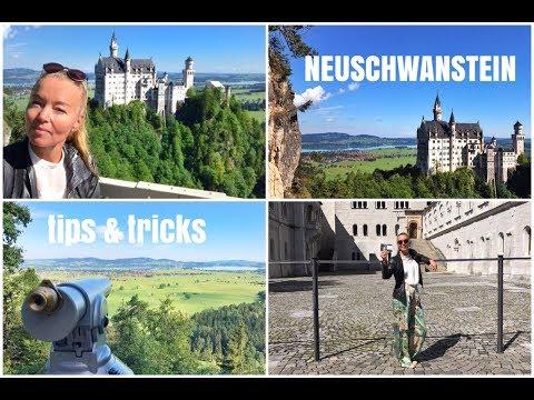Neuschwanstein Castle: tips & tricks