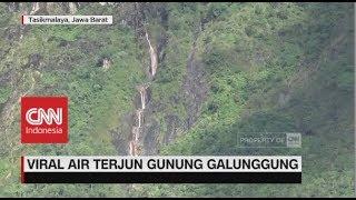 Gara-gara Air Terjun yang Viral, Wisatawan Kawah Gunung Galunggung Sepi Pengunjung