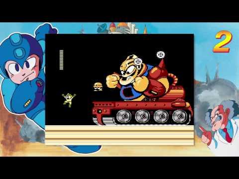 Mega Man Legacy Collection MM2 playthrough pt 11  