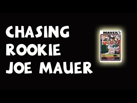CHASING ROOKIE JOE MAUER | MARINERS COMPLETE! | Ballin Packs | MLB The Show 16