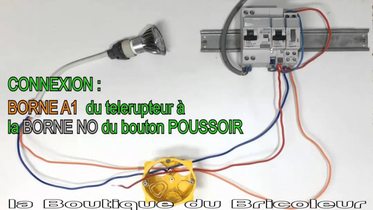 Bouton poussoir Legrand Céliane titane blanc complet 67031+68301+80251+66631