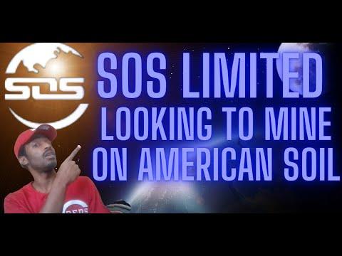 SOS Limited: SOS