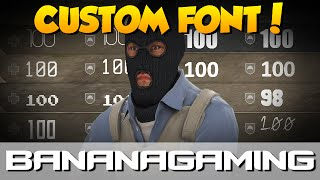 CS:GO - Adding custom characters to your name - ḂḀṄḀṈḀ