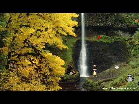 autumn fantasy screensaver nature