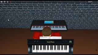 Gymnopédie No. 1 by: Erik Satie on a ROBLOX piano. [Revamped]