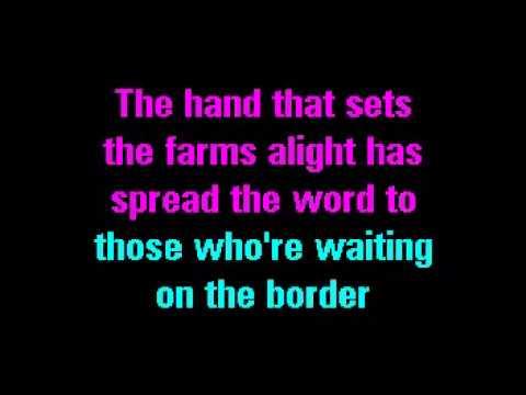 Al Stewart - On The Border