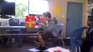 Davey-Boye Sings Nuku Te Aio