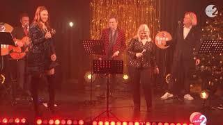 Natalia, Sandra Kim & The Soulbrothers - Merry Christmas & Happy New Year Medley Live - Béné Béne