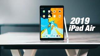 2019 iPad Air REVIEW - NOT Pro Enough