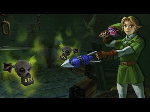 The Legend of Zelda: Shadow Temple já foi uma prisão para tortura [Teoria]