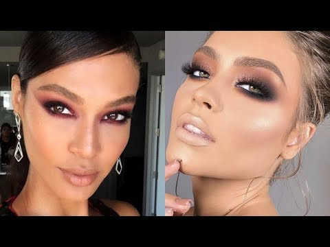 Winter 2019 Makeup Trends and Ideas - 동영상