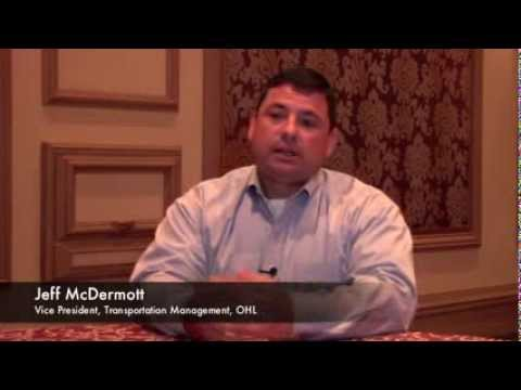 MercuryGate Case Study: Conversation with Jeff McDermott, VP of Transportation Management at OHL