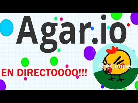 TheCooperGames EN AGARIIO!