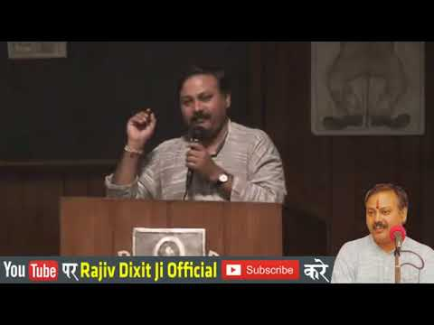 rajiv dixit : home made remedies from kitchen to cure heart attack