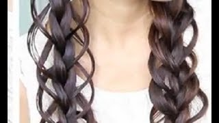 Trenza de pluma / Feather Loop Braid