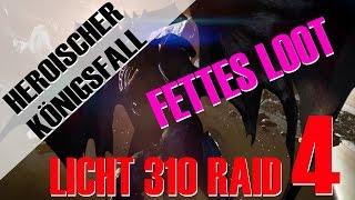 KÖNIGSFALL RAID HEROISCH #4 - KRIEGSPRIESTER + TOUCH OF MALICE + SEGEN DES LICHTS = UNBESIEGBAR