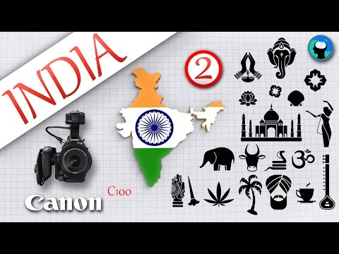 India world trip Canon C100 HD