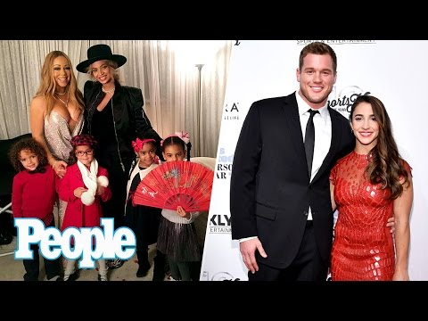 Beyoncé & Mariah Carey's Kids Meet, Aly Raisman Reveals Secr