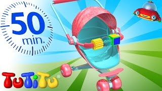 TuTiTu Specials | Doll Stroller | And Other Popular Toys on Wheels  | 50 Minutes Special