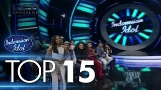 RESULT - TOP 15 - Indonesian Idol 2018 MP3